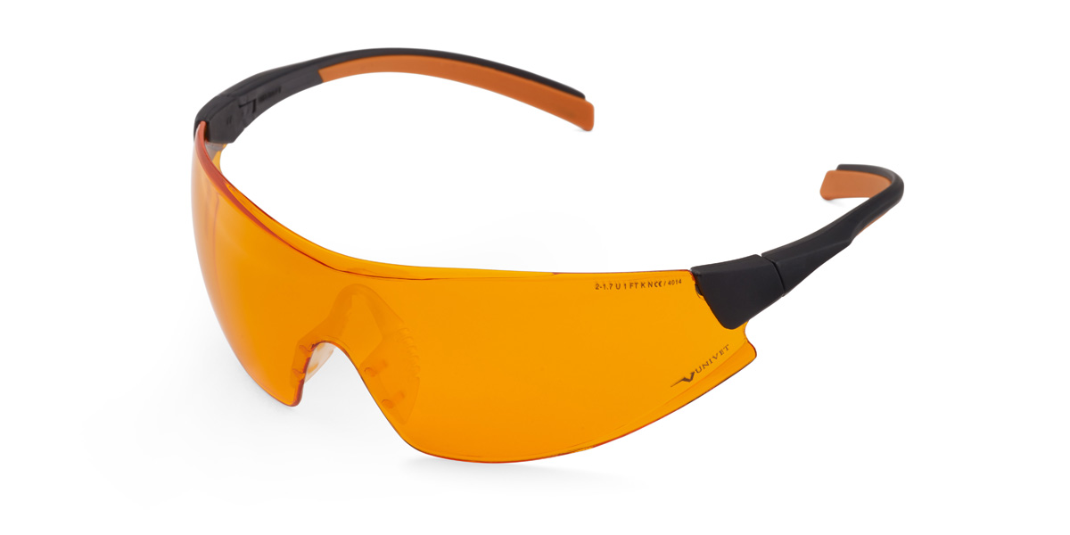 Occhiale Evolution Orange