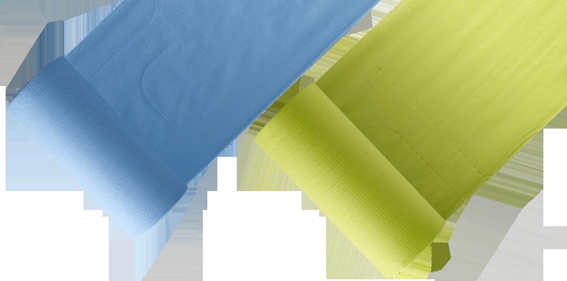 salviettine monouso colorate