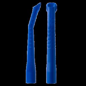 cannule aspirazione blu