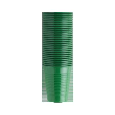 bicchieri monouso verdi