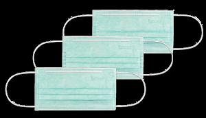 euronda monoart protection soft face masks