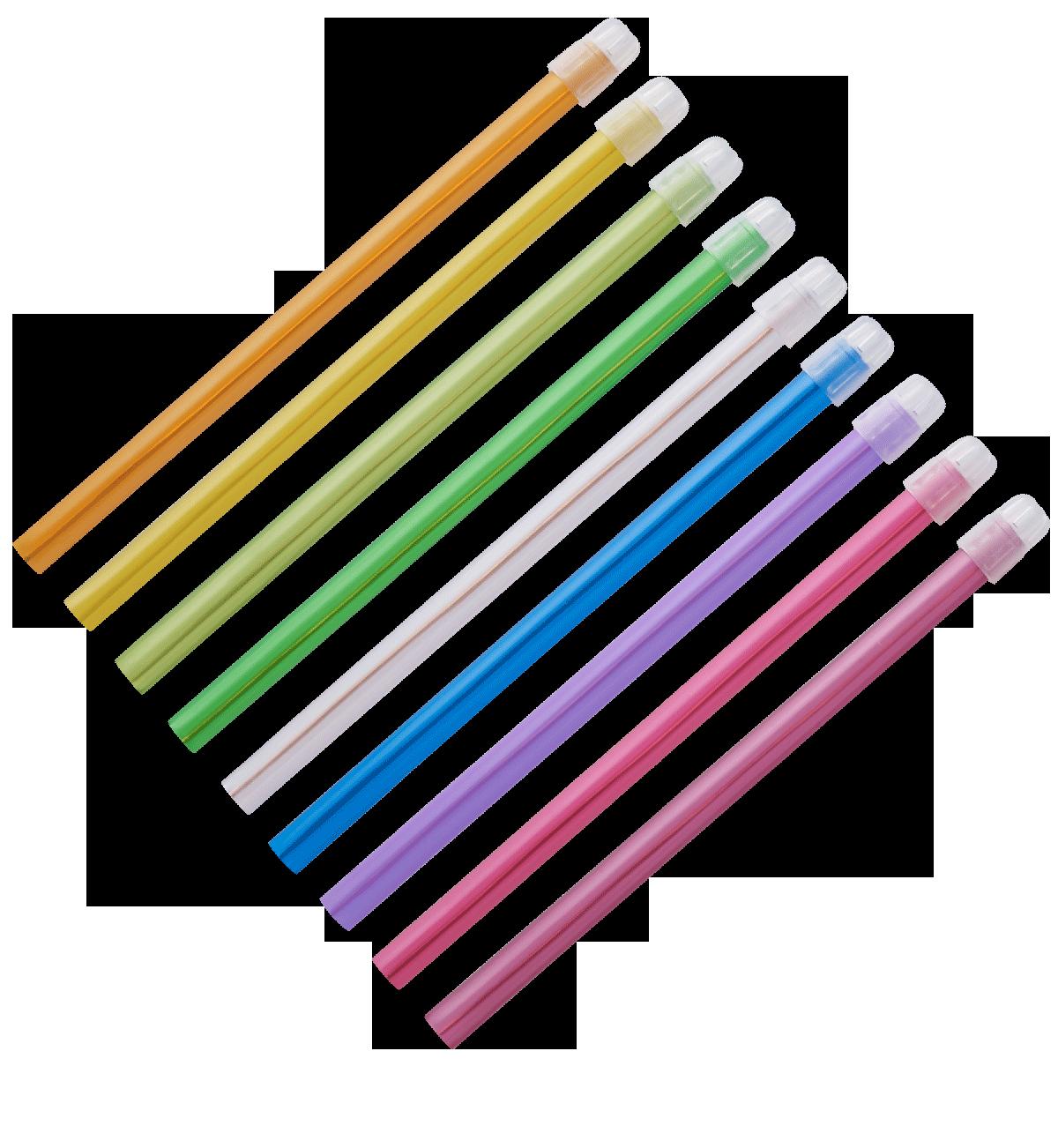 aspirasaliva colorate