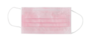 Euronda Monoart pink PTC3 face mask