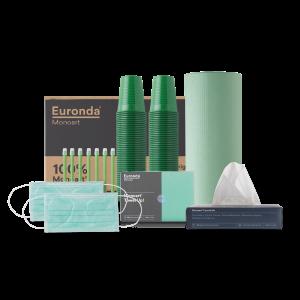 kit Monoart 100% green