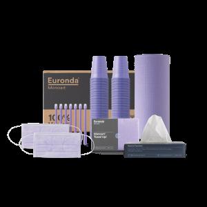 Kit Monoart 100% lilac