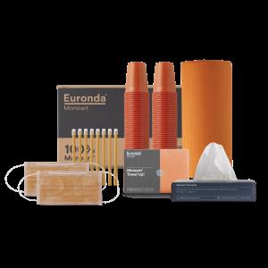 Kit Monoart 100% orange