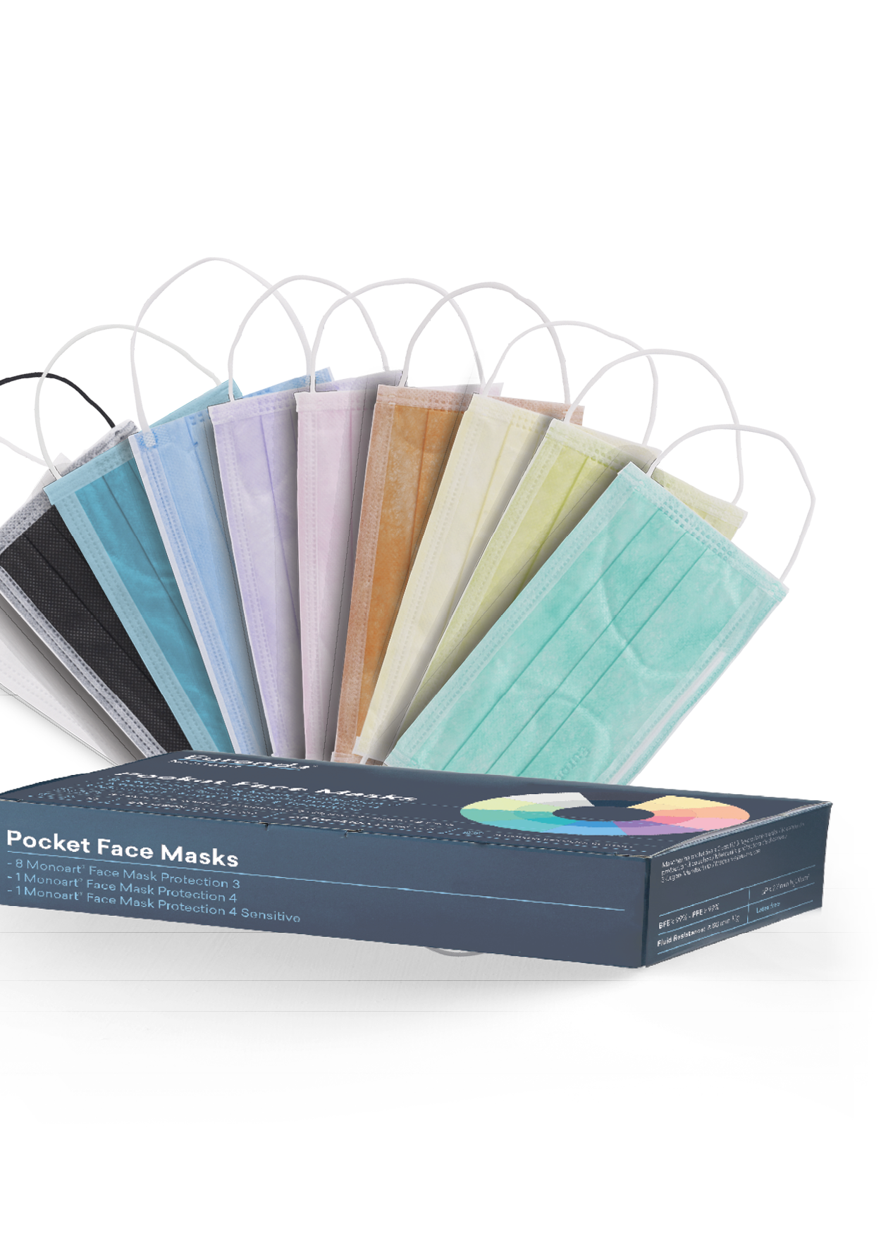 Euronda Monoart Mascherine Pocket
